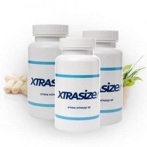 הגדלת פין בעזרת גלולות אקסטרא סייז Xtrasize